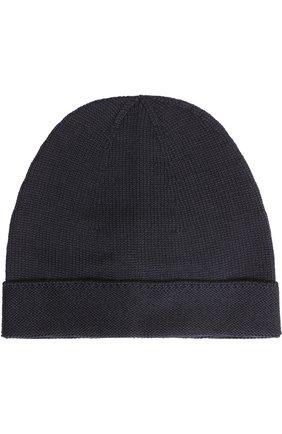 Шерстяная шапка бини | Фото №1