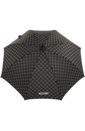 Зонт-трость с логотипом бренда | Фото №1