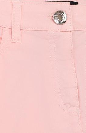 Хлопковая мини-юбка | Фото №3