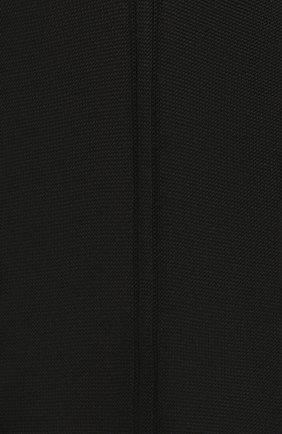 Мужские шелковые носки BRIONI черного цвета, арт. 0VMC00/P3Z21 | Фото 2