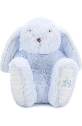 Детского мягкая игрушка кролик TARTINE ET CHOCOLAT голубого цвета, арт. T30330H | Фото 1