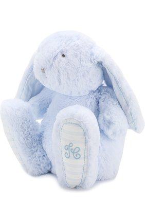 Детского мягкая игрушка кролик TARTINE ET CHOCOLAT голубого цвета, арт. T30330H | Фото 2