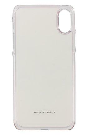 Мужской чехол для iphone x с принтом tiger KENZO светло-розового цвета, арт. C0KIFXTGR | Фото 2