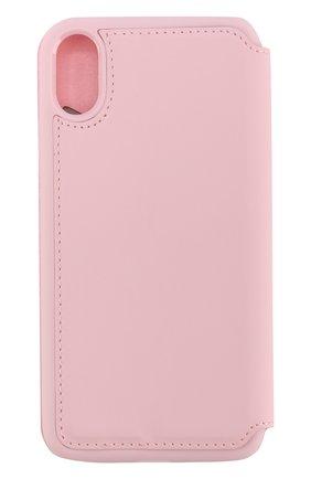 Мужской чехол для iphone x folio tiger KENZO светло-розового цвета, арт. F0LIFXTFR | Фото 2