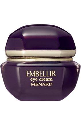 Женского крем для кожи вокруг глаз embellir MENARD бесцветного цвета, арт. 224208 | Фото 1