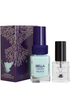 Набор: Лак для ногтей, оттенок Winter Palace + Bond-подготовка Christina Fitzgerald | Фото №1