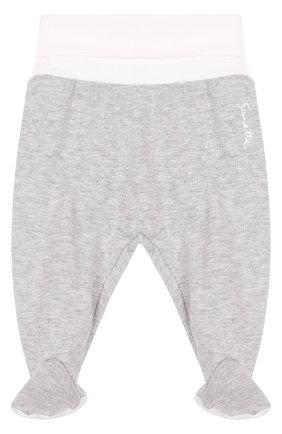 Хлопковые брюки с носками | Фото №1