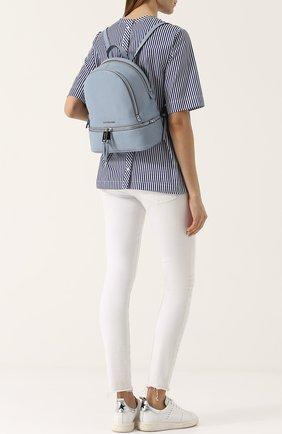 Кожаный рюкзак Rhea Zip Small | Фото №2