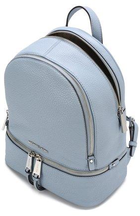 Кожаный рюкзак Rhea Zip Small | Фото №4