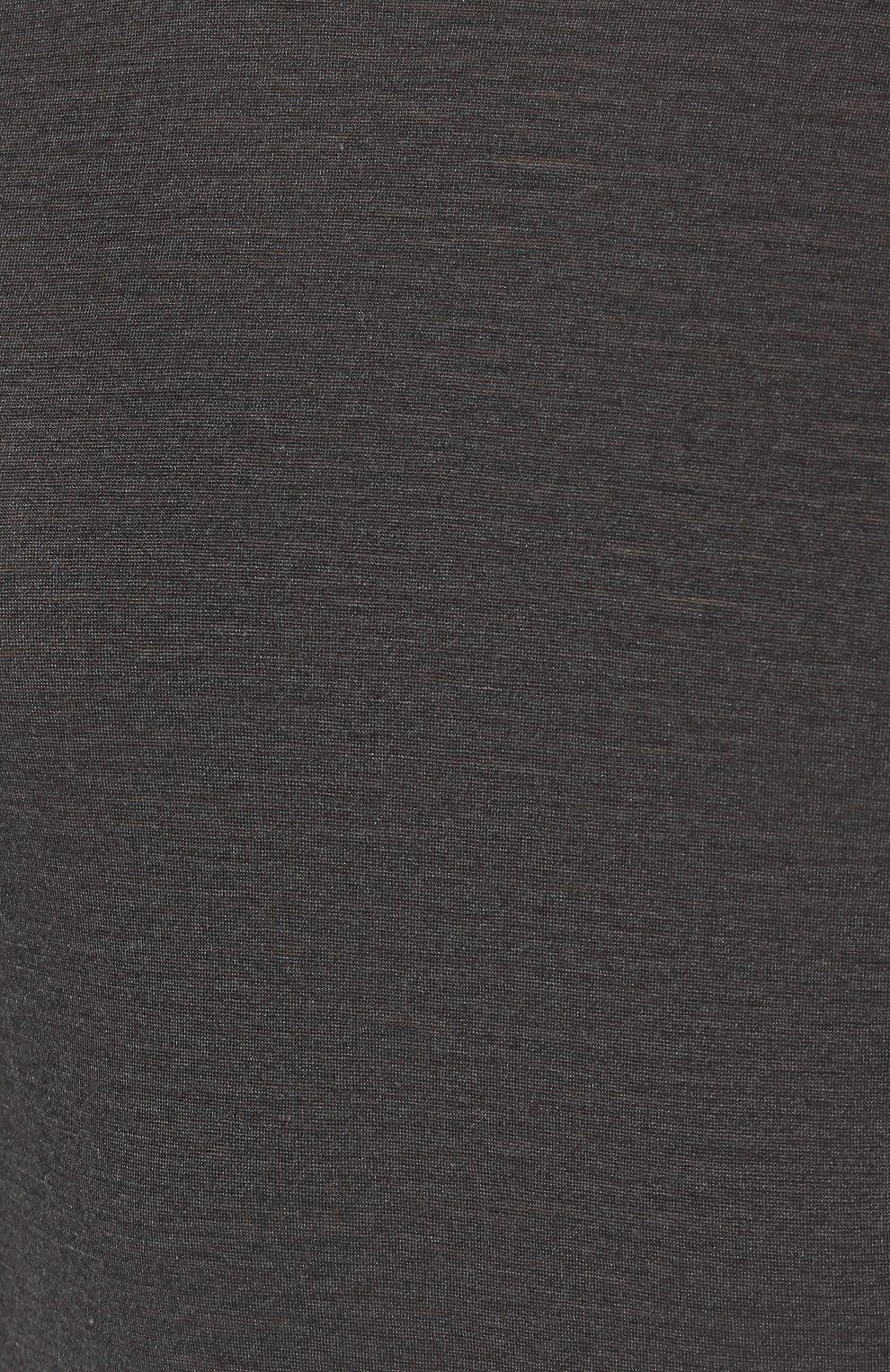 Лонгслив из смеси шерсти и шелка | Фото №5