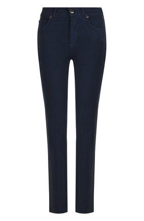 Женские джинсы LORO PIANA темно-синего цвета, арт. FAF6624 | Фото 1