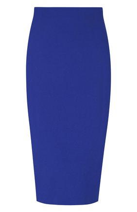 Однотонная юбка-карандаш | Фото №1