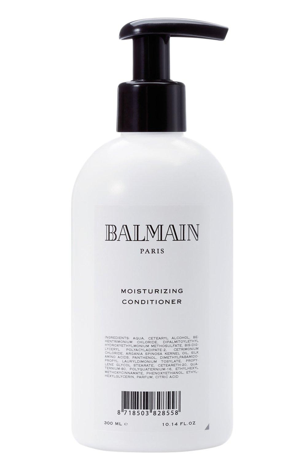 Увлажняющий кондиционер для волос BALMAIN HAIR COUTURE бесцветного цвета, арт. 8718969473309   Фото 1 (Статус проверки: Проверена категория)