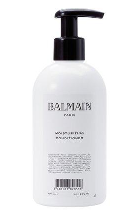 Женский увлажняющий кондиционер для волос BALMAIN HAIR COUTURE бесцветного цвета, арт. 8718969473309 | Фото 1