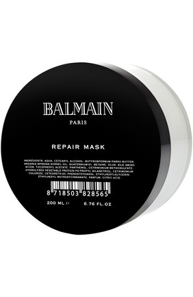Восстанавливающая увлажняющая маска для волос | Фото №1