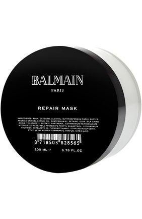 Восстанавливающая увлажняющая маска для волос Balmain Hair Couture | Фото №1