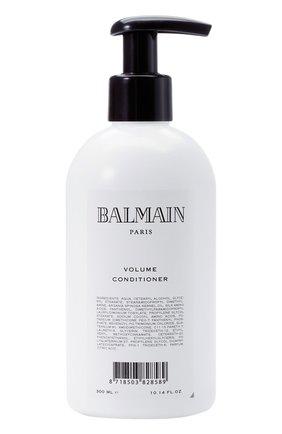 Женский кондиционер для объёма волос BALMAIN HAIR COUTURE бесцветного цвета, арт. 8718503828589 | Фото 1