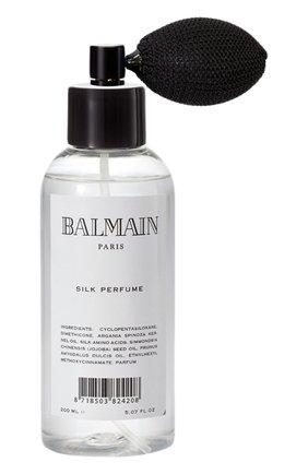 Женского пульверизатор для шелковой дымки BALMAIN HAIR COUTURE бесцветного цвета, арт. 8718503825557   Фото 2