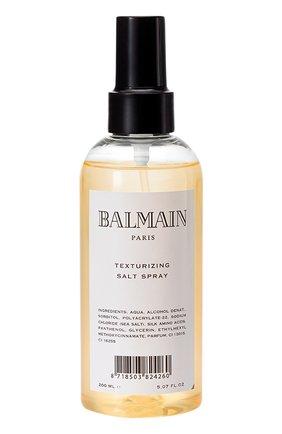 Женского текстурирующий солевой спрей для волос BALMAIN HAIR COUTURE бесцветного цвета, арт. 8718503824260 | Фото 1
