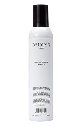 Мусс для придания объёма сильной фиксации BALMAIN HAIR COUTURE бесцветного цвета, арт. 8718503824246   Фото 1
