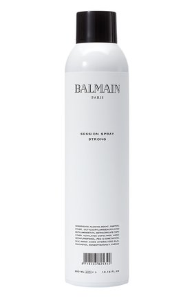 Спрей для укладки волос сильной фиксации BALMAIN HAIR COUTURE бесцветного цвета, арт. 8718503824222   Фото 1