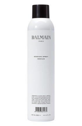 Спрей для укладки волос средней фиксации BALMAIN HAIR COUTURE бесцветного цвета, арт. 8718503824239   Фото 1