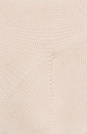 Детские хлопковые носки LA PERLA розового цвета, арт. 43455/1-3 | Фото 2