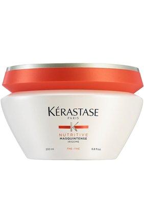 Маска для сухих и очень сухих волос Nutritive Masquintense | Фото №1