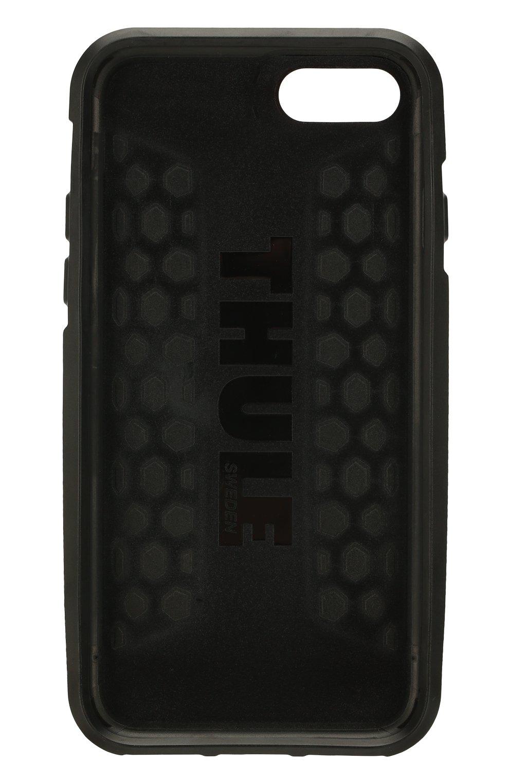 Мужской чехол для iphone 7/8 THULE черного цвета, арт. TAIE-4126_BLACK   Фото 2