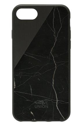 Чехол для iPhone 7/8 с покрытием из мрамора | Фото №1