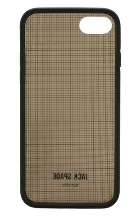 Чехол для iPhone 7/8 с принтом Jack Spade New York    Фото №2