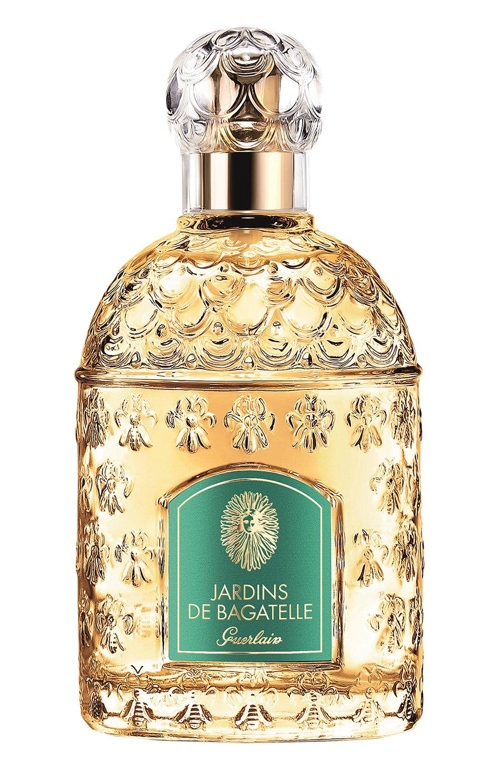 Женский парфюмерная вода jardins de bagatelle GUERLAIN бесцветного цвета, арт. G011594 | Фото 1