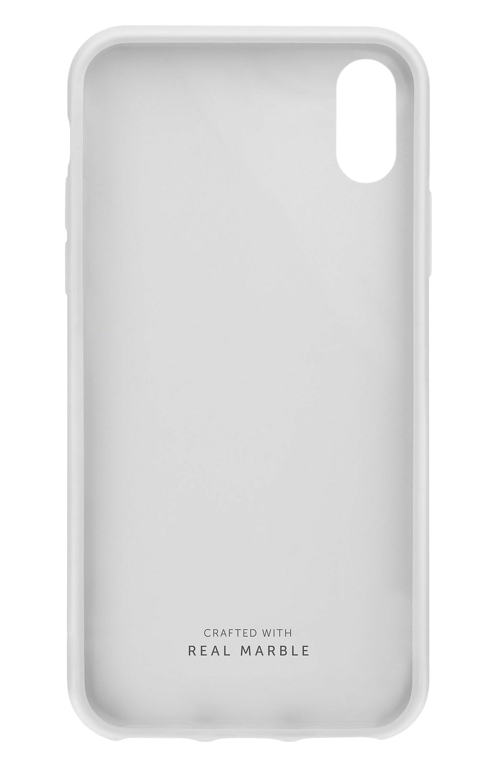 Чехол для iPhone Х с покрытием из мрамора | Фото №2