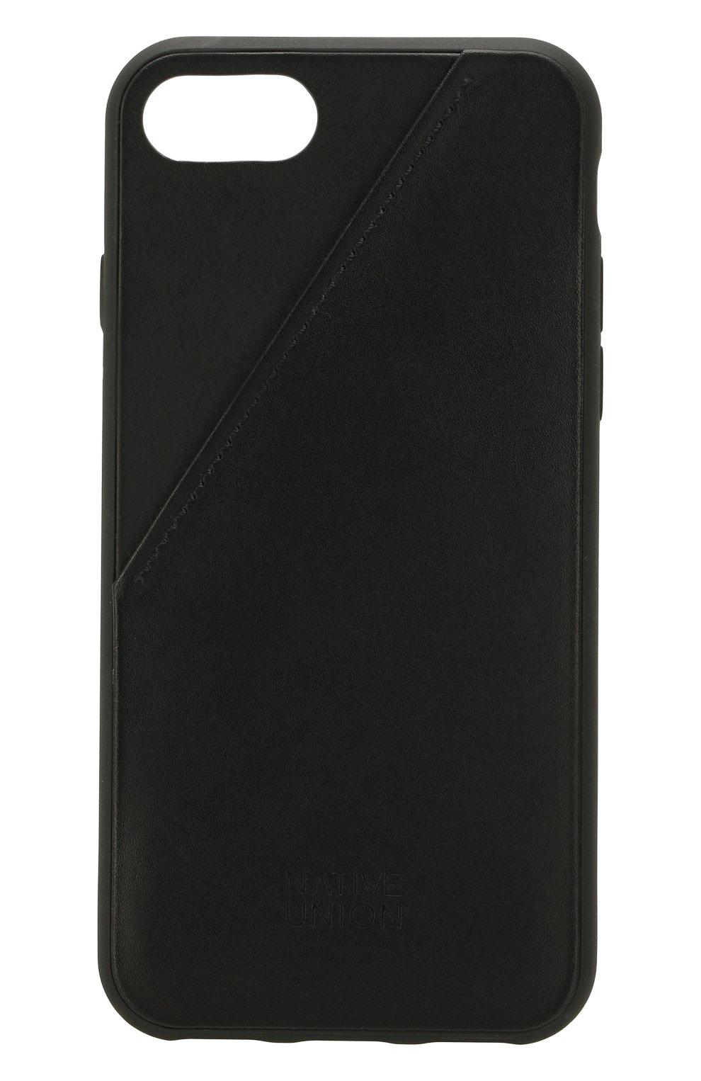 Кожаный чехол для iPhone 7/8 Native Union    Фото №1