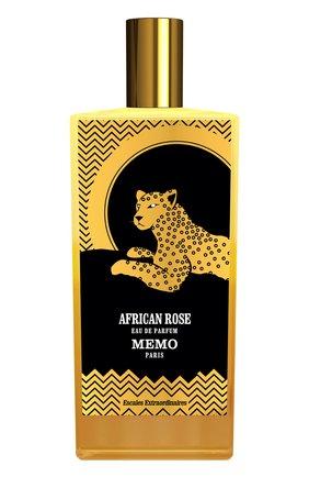 Парфюмерная вода African Rose Memo | Фото №1