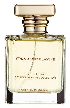 Духи true love ORMONDE JAYNE бесцветного цвета, арт. 5060238282581 | Фото 1
