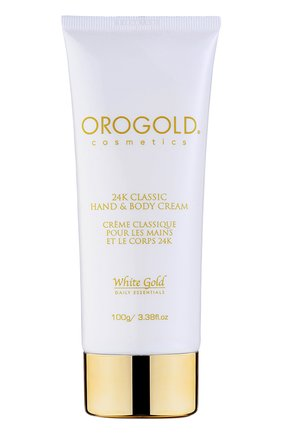 Крем для рук и тела White Gold 24K | Фото №1