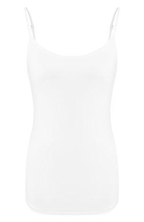 Женская топ HANRO белого цвета, арт. 071256 | Фото 1