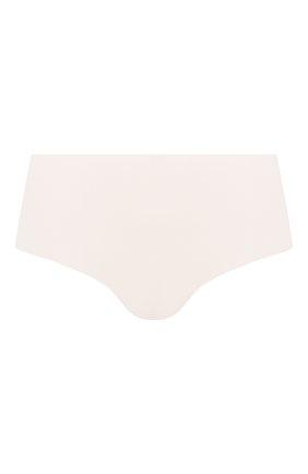 Женские трусы-шорты HANRO светло-бежевого цвета, арт. 071228 | Фото 1