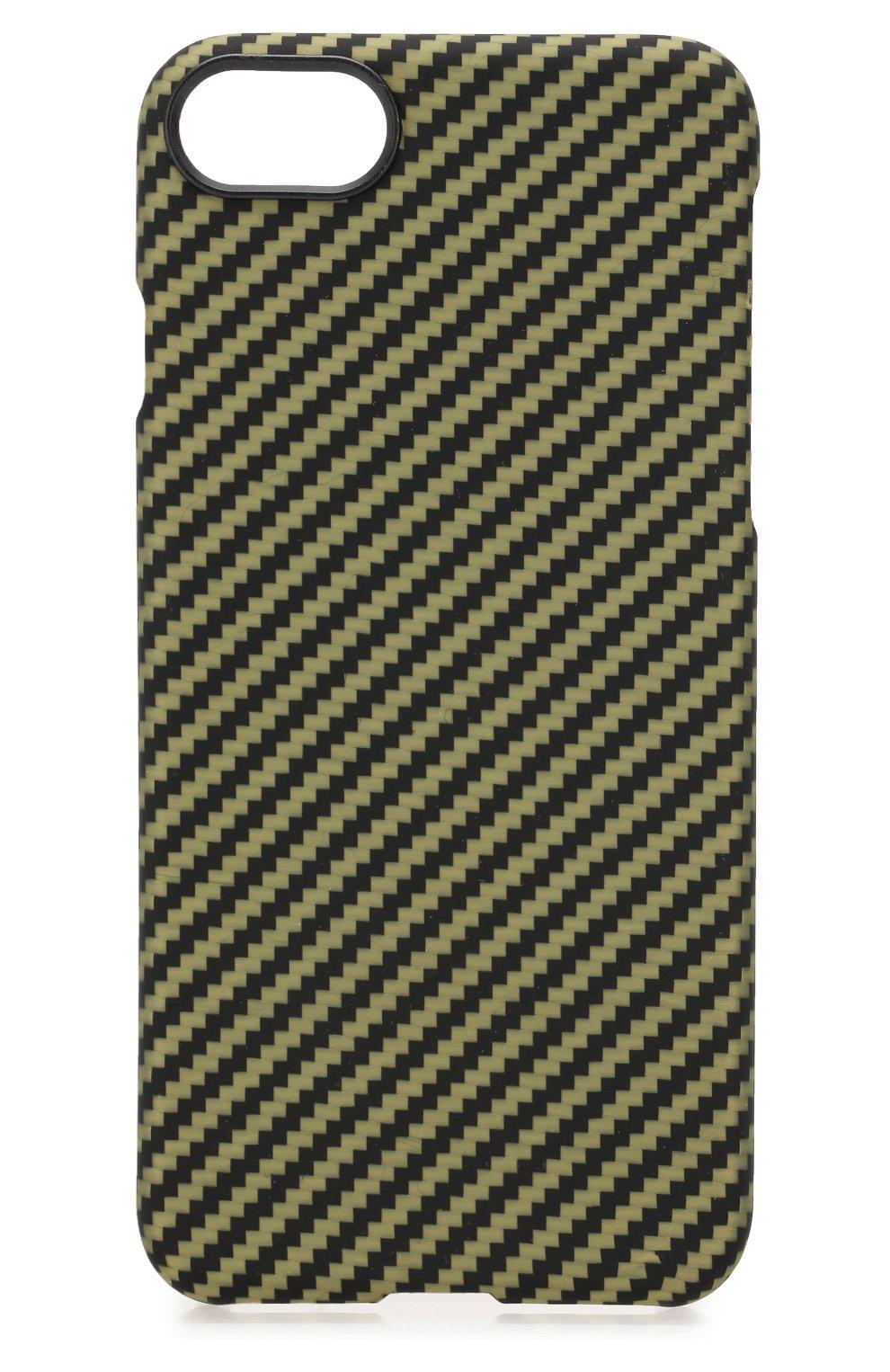 Чехол для IPhone 7/8 из кевларовой нити   Фото №1
