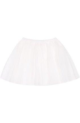 Мини-юбка свободного кроя | Фото №1