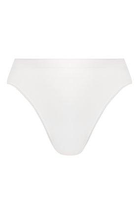 Женские трусы-слипы HANRO белого цвета, арт. 071812 | Фото 1