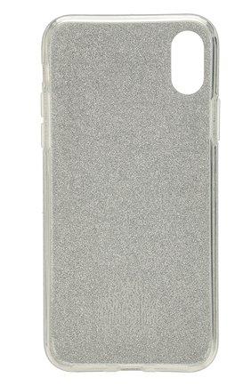 Чехол для iPhone X с глиттером | Фото №2