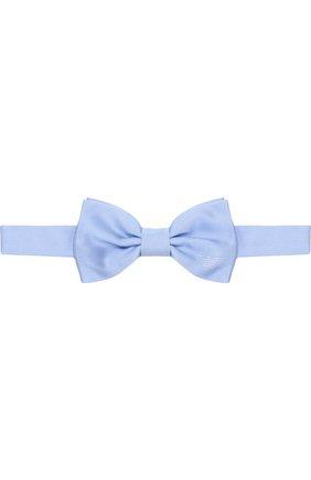 Шелковый галстук-бабочка   Фото №1