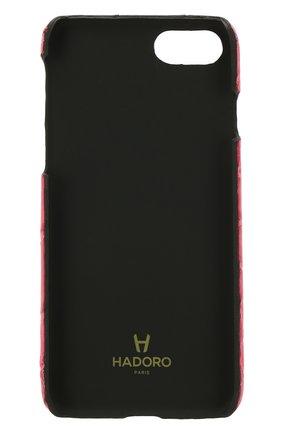 Чехол для iPhone 7/8 из кожи аллигатора Hadoro #color# | Фото №1