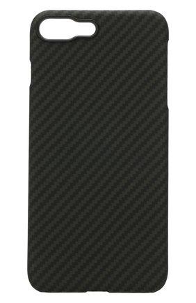 Чехол для IPhone 7 Plus/8 Plus из кевларовой нити Pitaka #color# | Фото №1
