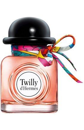 Женский парфюмерная вода twilly d'hermès HERMÈS бесцветного цвета, арт. 36987H   Фото 1