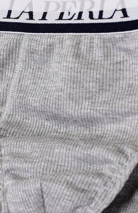 Брифы из вискозы с широкой резинкой | Фото №3