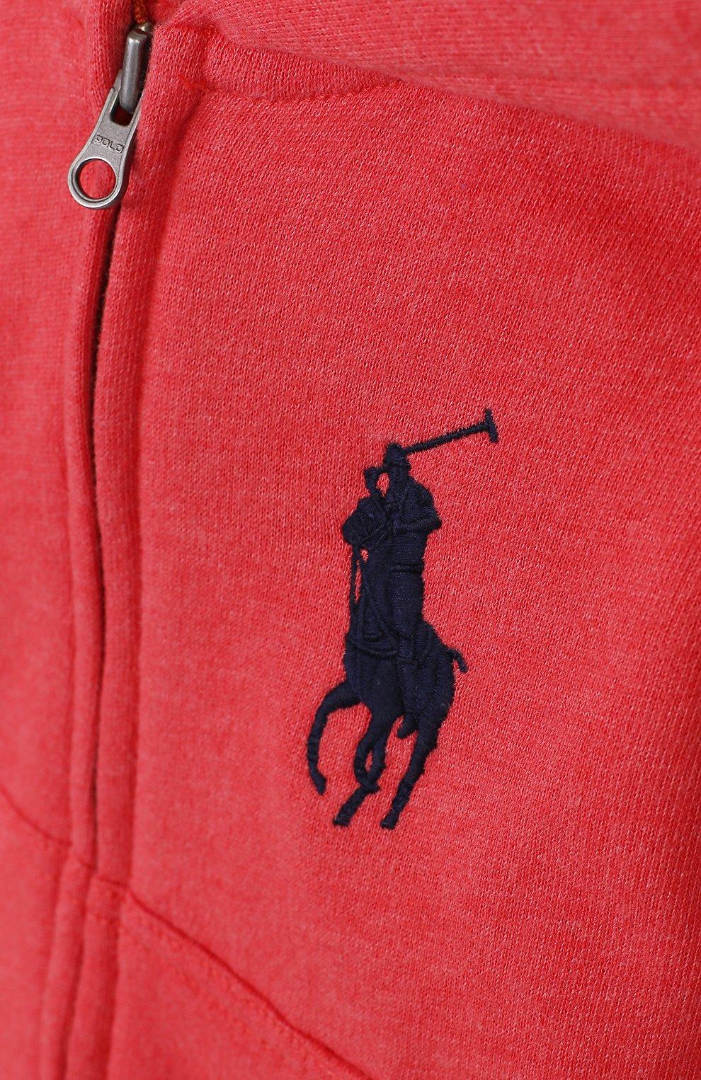 Спортивный кардиган на молнии с капюшоном | Фото №3