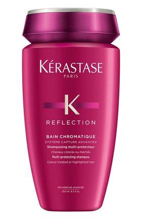 Женский шампунь-ванна для окрашенных волос reflection chromatique KERASTASE бесцветного цвета, арт. 3474636494668 | Фото 1